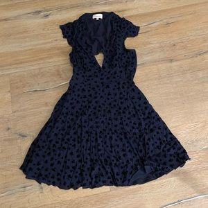 Aritzia Sunday Best V-Neck Dress